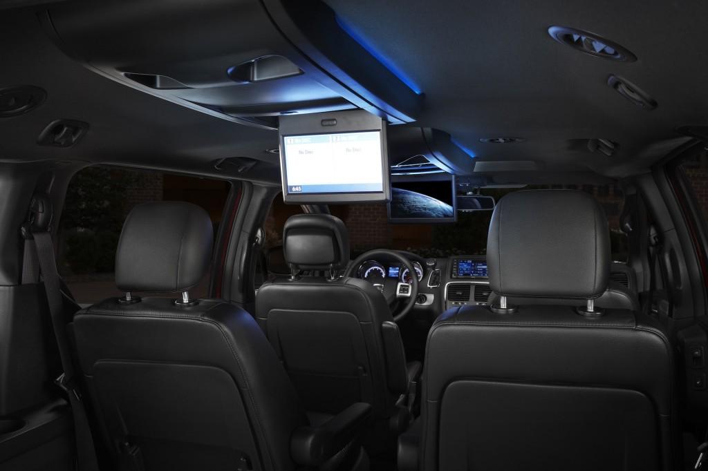 Promotion Dodge Grand Caravan 2014 Juin 2014 Dodge